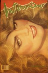 Andy Warhol's INTERVIEW MAGAZINE Dyan Cannon Braga Spielberg ET Poltergeist Art
