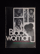 BLACK WOMAN, by Chester Higgins & Harold McDougall - 1970