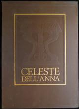 CELESTE DELL'ANNA - 1991 [Limited Edition] Italian Architecture Yachts Design