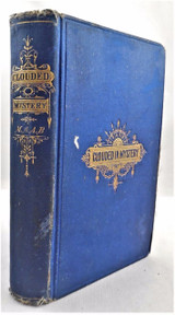 CLOUDED IN MYSTERY, by M. A. A. B. - 1874 fiction