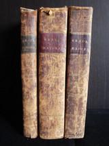 COLLECTANEA GRAECA MAJORA 1824 Andreas Dalzel Antique Greek Classics Cambridge