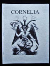 CORNELIA Magazine, J. Edward Cornelius, Issues #1-9