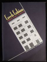 CZECH CUBISM: ARCHITECTURE, FURNITURE & DECORATIVE ARTS - 1992