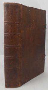 DAS NEUE TESTAMENT Martin Luther translation - 1810 G Mentz Phila, leatherbound