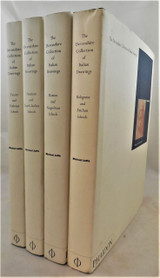 DEVONSHIRE COLLECTION OF ITALIAN DRAWINGS, by M Jaffe - 1994 [4 Vols]