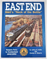 "EAST END: B&Os ""NECK OF THE BOTTLE"" by Hollis & Roberts - 2003 [Signed]"