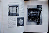 ENGLISH FURNITURE FROM CHARLES II TO GEORGE II, by RW Symonds - 1929 [US Ltd Ed]