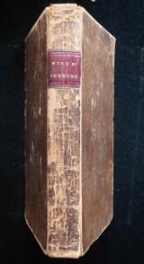 A SERIES OF EXTEMPORNEOUS DISCOURSES, by Elias Hicks - 1825