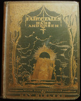 Fairy Tales HANS CHRISTIAN ANDERSEN Kay Nielsen Illustration Plates Classic