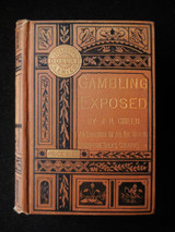 GAMBLING EXPOSED, by Jonathan H. Green - 1857 [1st Ed]