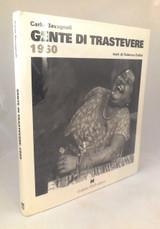 GENTE DI TRASTEVERE,  by Carlo Bavagnoli - 1996 [1st Ed]