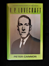 H.P. LOVECRAFT, by Peter Cannon - 1989