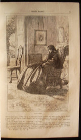 HARPER'S NEW MONTHLY MAGAZINE - Vol 23 Jun-Nov 1861 (Dickens, etc)