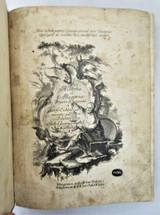 HISTORIAE ET ALLEGORIAE, by Eichler/Hertel - c. 1760