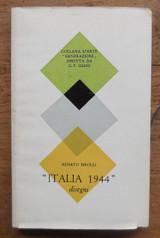 ITALIA 1944, by Renato Birolli - 1952