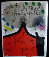 JOAN MIRO: LITHOGRAPHIES V.1 - 1972 [12 Orig. Lithos]