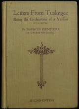 LETTERS FROM TUSKEGEE, by Ruperth Fehnstoke - 1905 [2nd Ed]
