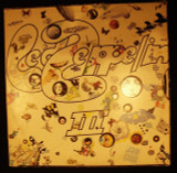LP: Led Zeppelin III - 1970