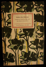 MALER DER BRÜCKE: KARTENGRUSSE AN ROSA SCHAPIRE, by Gerd Wietek  - 1958