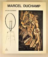 MARCEL DUCHAMP, by Arturo Schwarz - 1975 [1st Ed]
