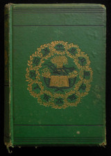 MENTOR OF THE GRANGES, by A.B. Grosh - 1876 [First Ed] fraternal order rites
