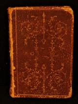 MINIATURE LEXICON OF THE ENGLISH LANGUAGE, by Lyman Cobb - 1851