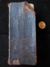 NACH DEM HIMMEL WALLENDEN PILGRIMS, by Nicolaus Haas - 1715
