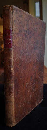 NARRATIVE OF...AN EXPEDITION TO CANDY, by Arthur Johnston - 1810 [1st Ed]