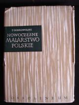 Nowoczesne Malarstwo Polskie 1957 Dobrowolski Volume 1