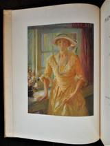 PAINTINGS & DRAWINGS OF JEANNETTE SCOTT, by Doris Stevens - 1940 [Ltd Ed]