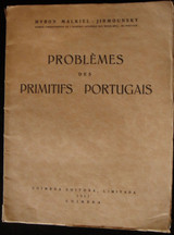 PROBLEMES DES PRIMITIFS PORTUGAIS SIGNED INSCRIBED HISTORY PORTUGAL PAINTINGS