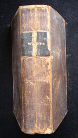 PSALMS CAREFULLY SUITED TO THE CHRISTIAN WORSHIP IN THE US, 1831 scarce Hymnal