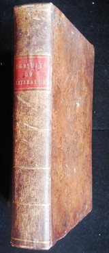 PURSUITS OF LITERATURE: A SATIRICAL POEM IN FOUR DIALOGUES - 1800