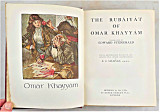 THE RUBAIYAT OF OMAR KHAYYAM, trans. by Edward Fitzgerald - 1923