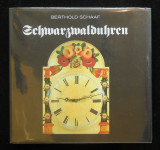 SCHWARZWALDUHREN, by Berthold Schaaf - 1983 [Signed by Author]