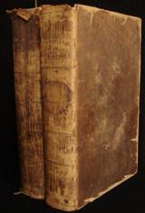 SERMONS ON THE HEIDELBERGH CATECHISM, by VanderKemp - 1810 [Vols 1&2]