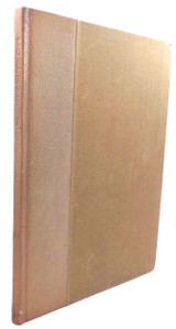 SONGS FROM THE DECLINE OF THE WEST, K. Waldrop 1970 lyrics 108/120 leatherbound