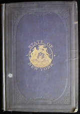 STATE OF NEW YORK: HISTORICAL DESCRIPTIVE NOTICES, by Henry Kollock - 1882