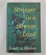 STRANGER IN A STRANGE LAND, by Robert A. Heinlein - 1961 [Book Club]