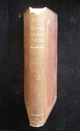 CAVE OF MACHPELAH & OTHER POEMS, by James Challen - 1854