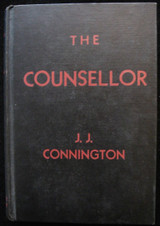 THE COUNSELLOR, by J. J. Cunnington - 1939 [1st Ed]