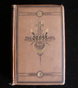 THE CROSS AND THE CRESCENT L.P. Brockett Russia Turkey Anthropology History 1877