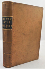 THE HISTORY OF THE NAVY OF THE UNITED STATES OF AMERICA, by J. Fenimore Cooper 1845