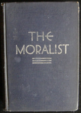 THE MORALIST by Walter Adolphe Roberts 1931 Manhattan NYC Bookplate Ex Libris HB