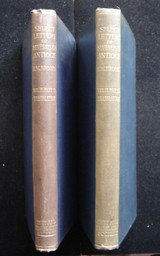 THE SIXTH BOOK OF THE SELECT LETTERS OF SEVERUS VOL 2, PARTS I AND II - 1903
