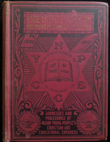 THE UNITED NEGRO by Irvine Garland Penn and John Wesley Edward 1902 1st Edition
