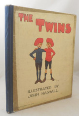 THE TWINS, by Shirley Edward [1st Ed] Illustrator: John Hassall childrens poetry