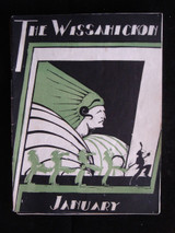 WISSAHICKON HIGH SCHOOL - Jan 1934; June 1934; Jan 1935