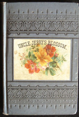 UNCLE JERRY'S BLOSSOM JENNIE HARRISON CHILDREN ILLUSTRATED FAIRY TALE