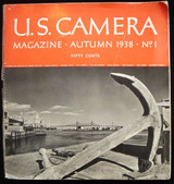 U.S. CAMERA Magazine, Autumn - 1938 [No.1]